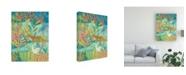 "Trademark Global Chariklia Zarris Landscape Canvas Art - 27"" x 33.5"""