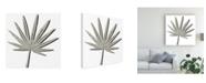 "Trademark Global June Erica Vess Cut Paper Palms IV Canvas Art - 15.5"" x 21"""