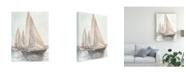 """Trademark Global Ethan Harper Plain Air Sailboats II Canvas Art - 27"""" x 33.5"""""""