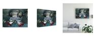 "Trademark Global Peter Potter New York Standpipe Canvas Art - 15.5"" x 21"""