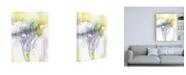 "Trademark Global Jennifer Goldberger Bridge Between I Canvas Art - 15.5"" x 21"""