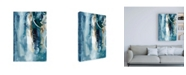 "Trademark Global Joyce Combs Peaceful Calm I Canvas Art - 27"" x 33.5"""