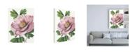 "Trademark Global Vision Studio Floral Beauty VI Canvas Art - 36.5"" x 48"""