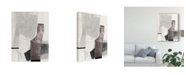 "Trademark Global Rob Delamater The City Walls Canvas Art - 37"" x 49"""