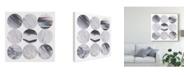 "Trademark Global Piper Rhue Dark Matter III Canvas Art - 15"" x 20"""