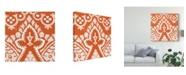"Trademark Global Wild Apple Portfolio Boho Bright III Canvas Art - 15"" x 20"""
