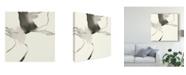 "Trademark Global Chris Paschke Gesture II Canvas Art - 27"" x 33"""