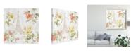"Trademark Global Katie Pertiet Painting Paris Step 01 Canvas Art - 15"" x 20"""
