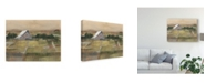 "Trademark Global Ethan Harper Rural Sunset II Canvas Art - 20"" x 25"""