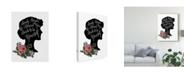"Trademark Global Naomi Mccavitt Audrey and Coco II Canvas Art - 15"" x 20"""