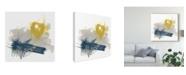 "Trademark Global June Erica Vess Bitte I Canvas Art - 15"" x 20"""