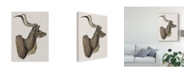 "Trademark Global Naomi Mccavitt Savanna Impressions IV Canvas Art - 37"" x 49"""