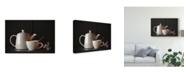 "Trademark Global Christine Sainte-Laudy Heat Moment Canvas Art - 15"" x 20"""