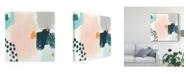 """Trademark Global June Erica Vess Precept II Canvas Art - 15"""" x 20"""""""