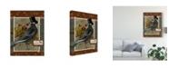 "Trademark Global Sandy Lloyd Collected Autumn I Canvas Art - 20"" x 25"""
