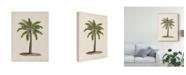 "Trademark Global Naomi Mccavitt British Palms I Canvas Art - 37"" x 49"""