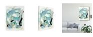 "Trademark Global Christina Long Sweet Spring IV Canvas Art - 20"" x 25"""