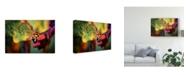 """Trademark Global Pixie Pics Ladybird Canvas Art - 15"""" x 20"""""""