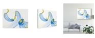 "Trademark Global Irena Orlov Touching Light I Canvas Art - 20"" x 25"""