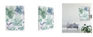 """Trademark Global Delores Naskrent Bouquet of Dreams I Canvas Art - 37"""" x 49"""""""