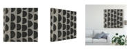 "Trademark Global Chariklia Zarris Stone V Canvas Art - 27"" x 33"""