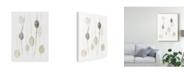 "Trademark Global June Erica Vess Legume I Canvas Art - 37"" x 49"""