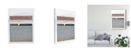 "Trademark Global Rob Delamater Pacific Horizon III Canvas Art - 37"" x 49"""