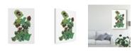 "Trademark Global Melissa Wang Vert II Canvas Art - 15"" x 20"""