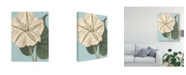 "Trademark Global Vision Studio Fresh Florals IV Canvas Art - 15"" x 20"""