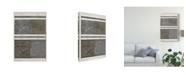 "Trademark Global Vision Studio Survey of Architectural Design V Canvas Art - 15"" x 20"""
