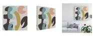 "Trademark Global Chariklia Zarris Sass III Canvas Art - 15"" x 20"""