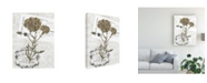 "Trademark Global Melissa Wang Ua Ch Petite Beaute II Canvas Art - 15"" x 20"""