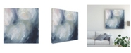 "Trademark Global Victoria Borges Blue Ambrosia II Canvas Art - 15"" x 20"""