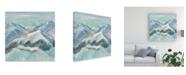 "Trademark Global Kellie Day The Sun Never Says I Canvas Art - 20"" x 25"""