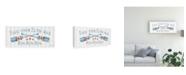"""Trademark Global Lisa Audit Nautical Life II Canvas Art - 20"""" x 25"""""""