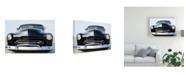 "Trademark Global Sally Linden Hot Rod Canvas Art - 15"" x 20"""