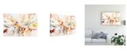 "Trademark Global Jennifer Gardner Black and White Series IV Canvas Art - 15"" x 20"""