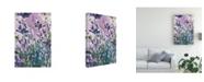 """Trademark Global Samuel Dixon Garden Moment I Canvas Art - 20"""" x 25"""""""