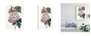 "Trademark Global Edwards Lavender Beauties I Canvas Art - 20"" x 25"""