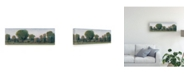 "Trademark Global Tim Otoole Panoramic Tree Line II Canvas Art - 20"" x 25"""