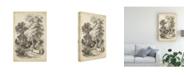 "Trademark Global J.D. Harding Noble Tree I Canvas Art - 15"" x 20"""
