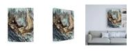 """Trademark Global Design Fabrikken Wooden Fabrikken Canvas Art - 15.5"""" x 21"""""""