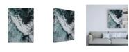 """Trademark Global Design Fabrikken From Above 9 Fabrikken Canvas Art - 15.5"""" x 21"""""""