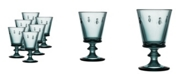 La Rochere La Rochere Napoleon Bee 8 oz. Wine Glasses - Set of 6