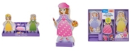 Melissa and Doug Sofia the First & Princess Amber Wooden Magnetic Dress-Up