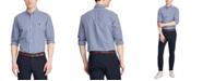 Polo Ralph Lauren Men's Slim Fit Stretch Poplin Sport Shirt