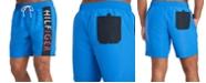 "Tommy Hilfiger Men's Ethan Logo 6.5"" Swim Trunks, Created for Macy's"