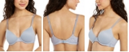 Calvin Klein Women's Perfectly Fit Etched Lace Bra QF5331