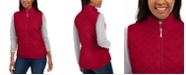 Karen Scott Petite Quilted Puffer Vest, Created For Macy's