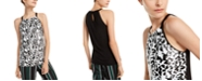 INC International Concepts INC Sequin Halter Top, Created for Macy's